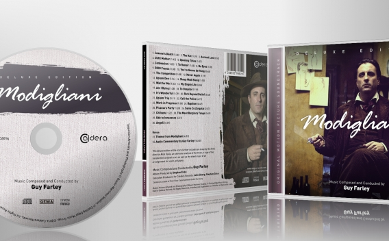 Modigliani Art Presentationnew