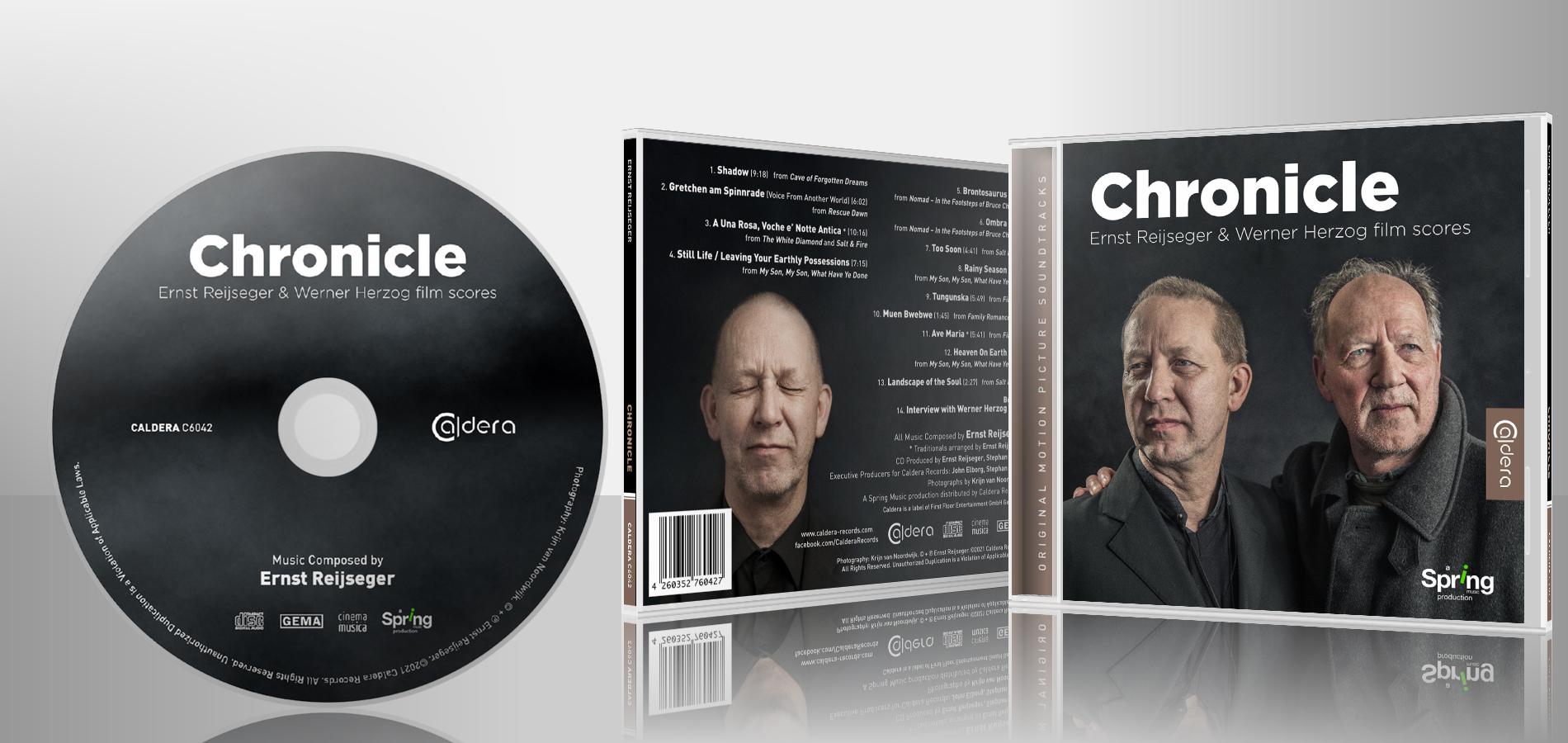 CHRONICLE – ERNST REIJSEGER AND WERNER HERZOG FILM SCORES