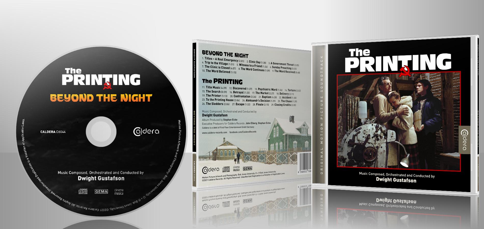 THE PRINTING/BEYOND THE NIGHT